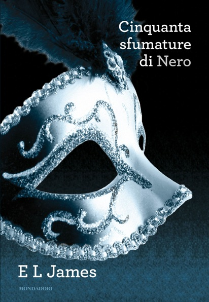 """Cinquanta sfumature di nero"" di E.L. James"