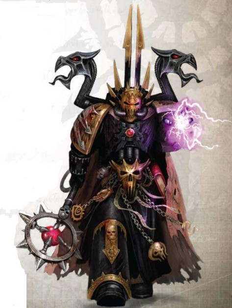Additional Rumor Bits Regarding Chaos Marine Codex Release