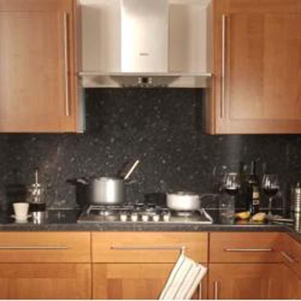 Granite Splashback The Kitchen Design