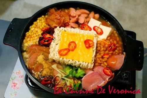 La Cuisine De Veronica 部隊鍋