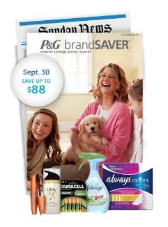 brandSAVER coupons