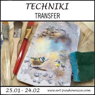 W Y Z W A N I E - transfer