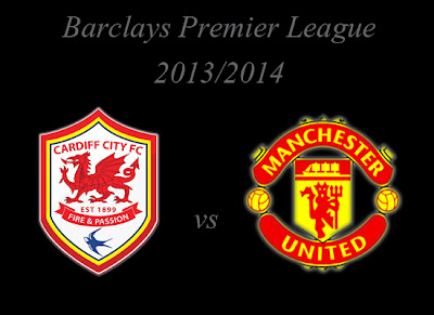 Cardiff City vs Manchester United Premier league 2013