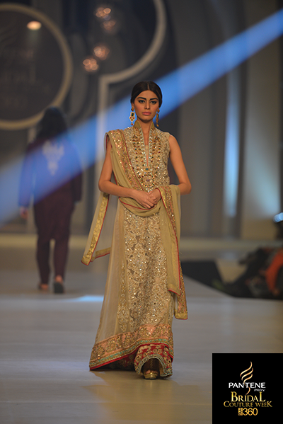 Asifa and Nabeel , Pantene Bridal Couture Week 2013,Pakistani Model