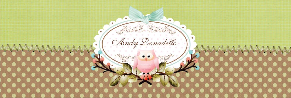 Scrapbook by Andy Donadello