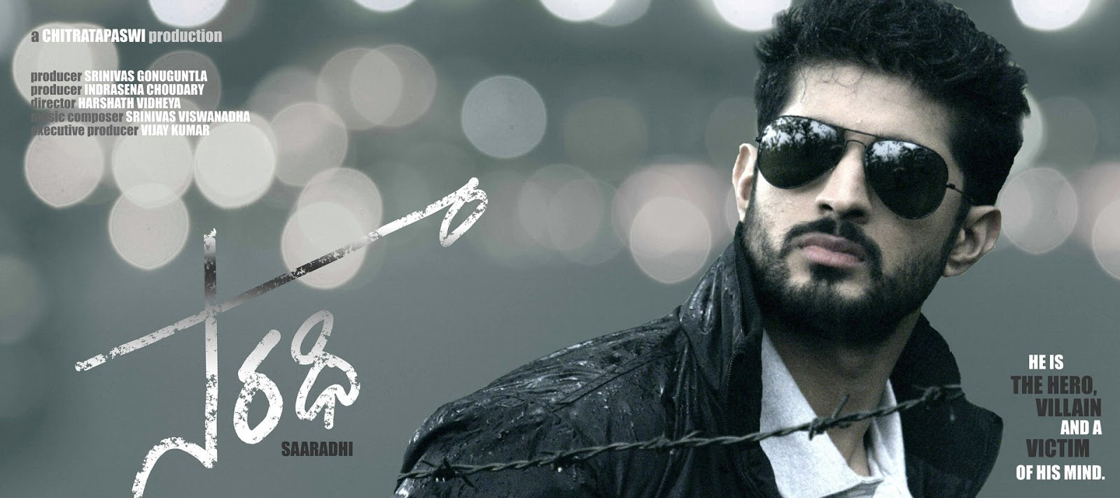 Saaradhi Movie First Look Posters