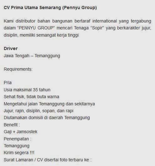 bursa-lowongan-kerja-temanggung-terbaru-maret-2014