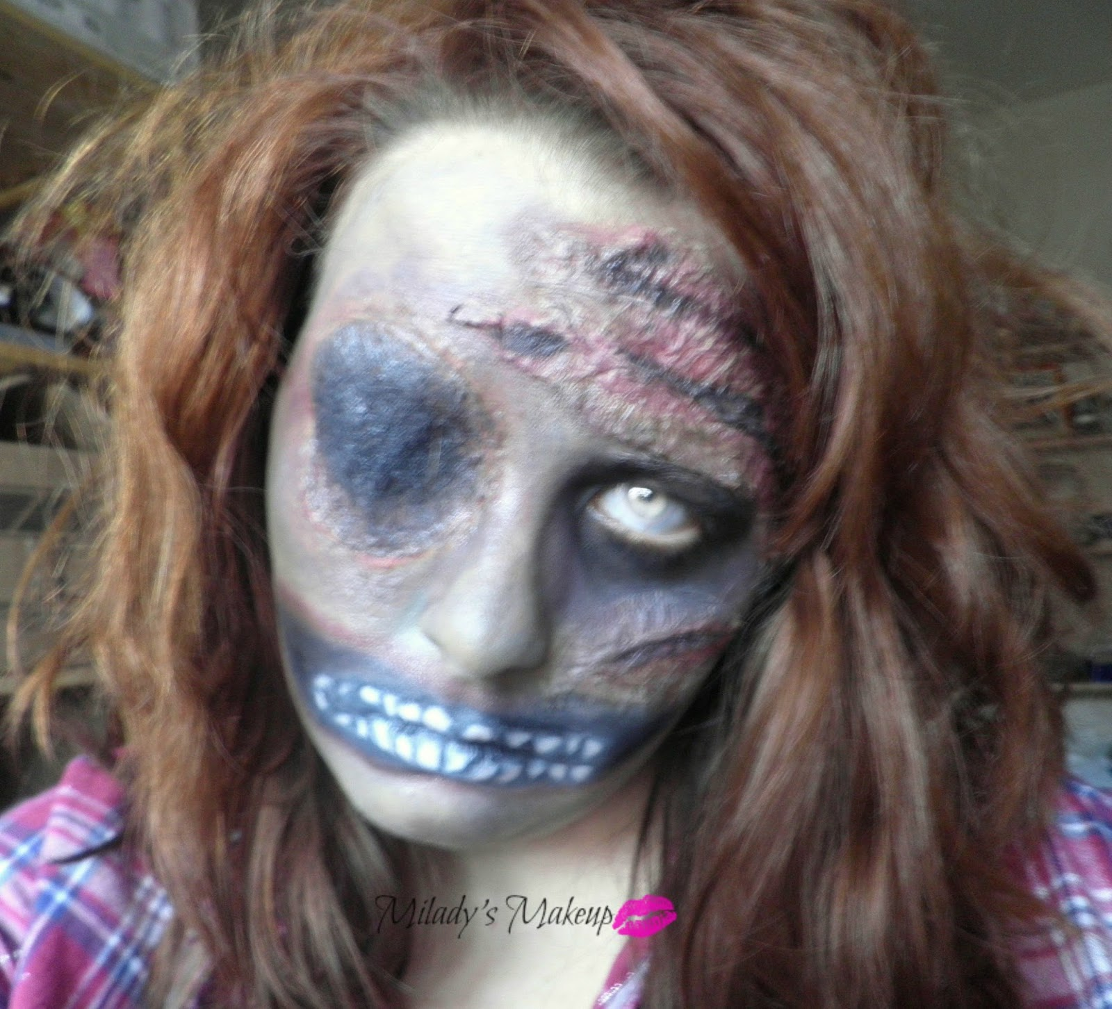 http://www.miladymakeup.com/2013/10/reto-halloween-zombies.html