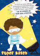 Super Invitaciones para niños! inv qmpl superklb burnet