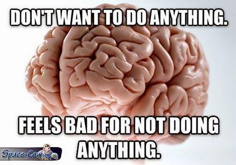 funny brain picture humor