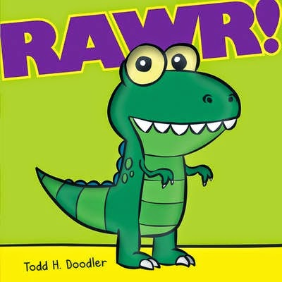 Cover of Rawr! by Todd H Doodler
