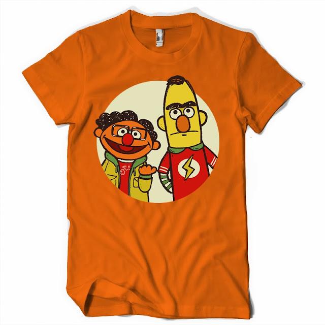 big bang theory tshirt