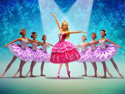 Regarder barbie r ve de danseuse toile 2013 films de barbie en francais princesses - Barbi danseuse etoile ...