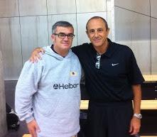 Ettore Messina y Paco García