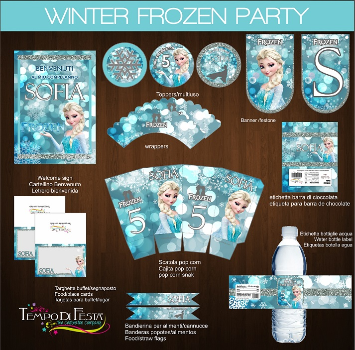 Famoso Winter Frozen Party ⋆ Tempo di Festa KO52