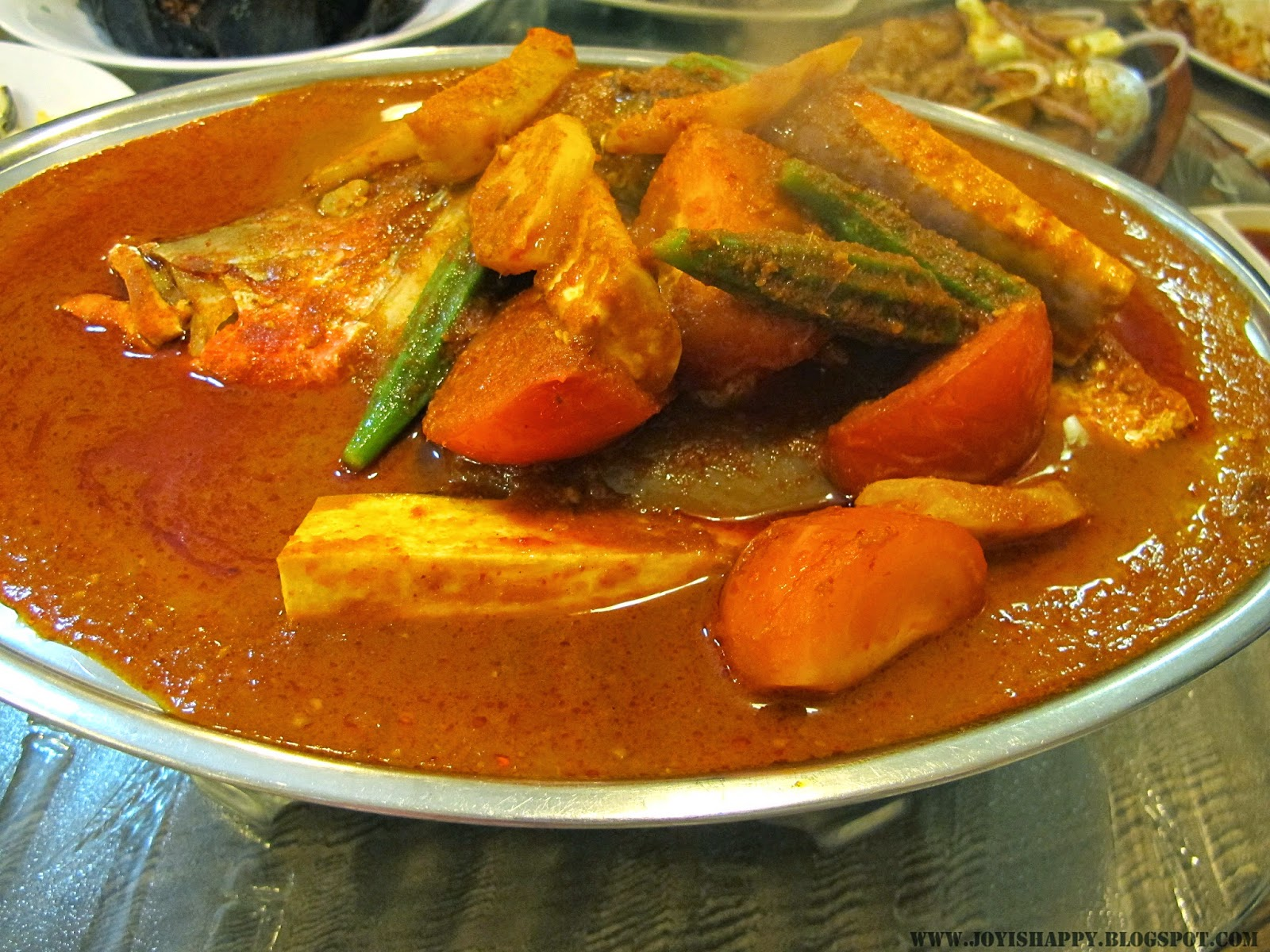 gu ma jia must order assam fish head