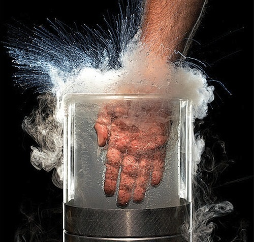 Enviar por correo electr nico escribe un blog compartir for Nitrogeno liquido para cocinar