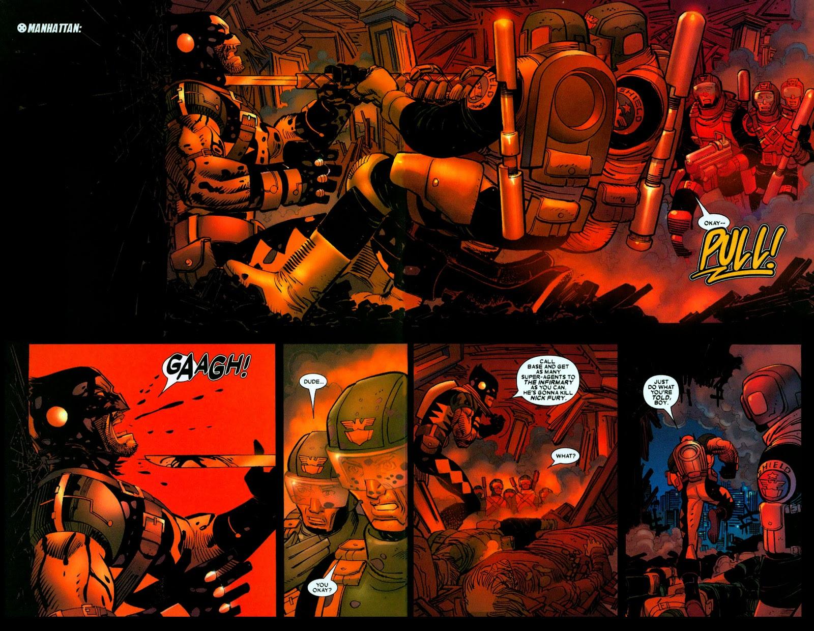 Read online Wolverine (2003) comic -  Issue #31 - 3