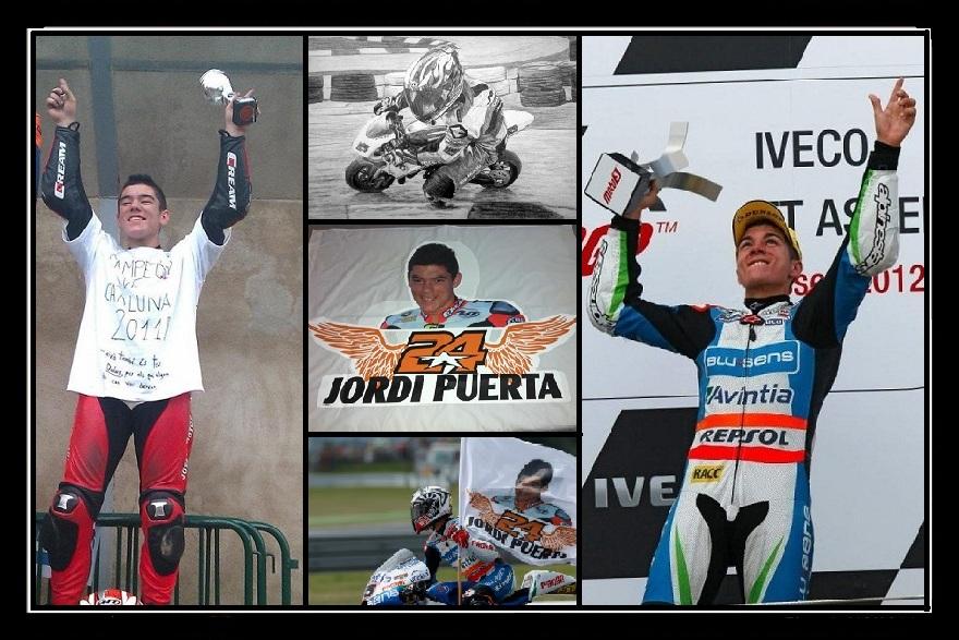 Piloto de Motociclismo Jordi Puerta Morote #24