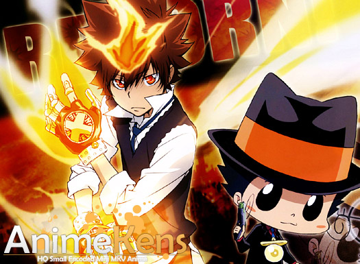 Download Katekyo Hitman Reborn english subs