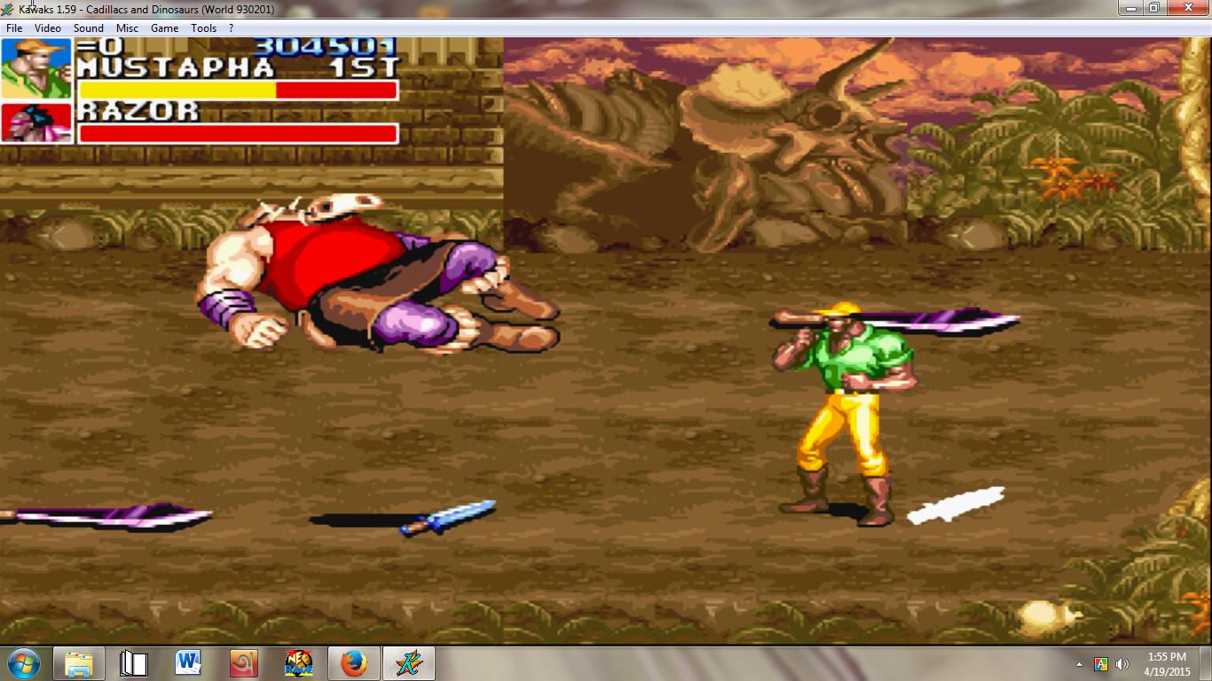 Free Capcom Play System 1 ( CPS 1 ) Games