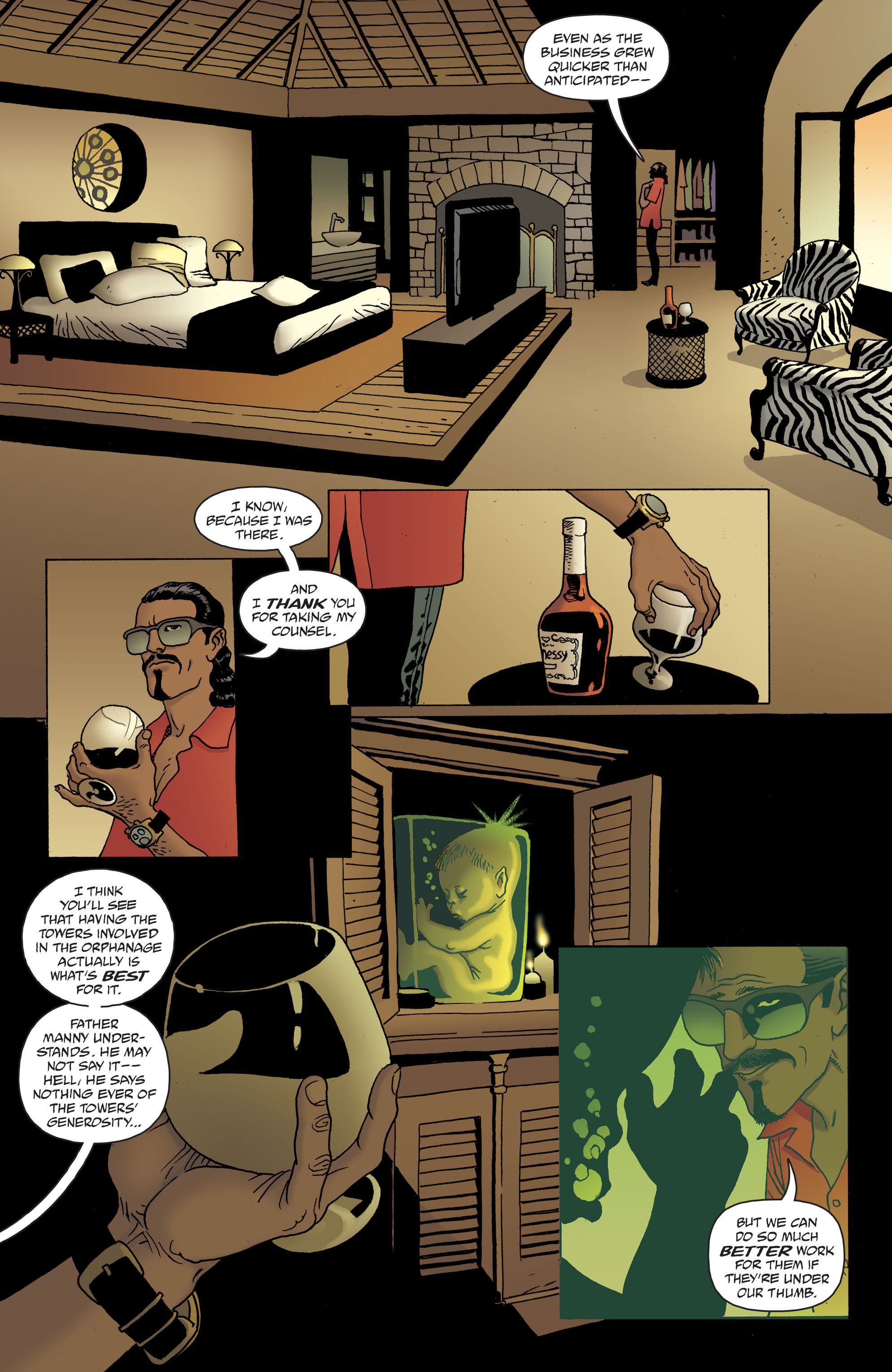100 Bullets: Brother Lono Full Page 109