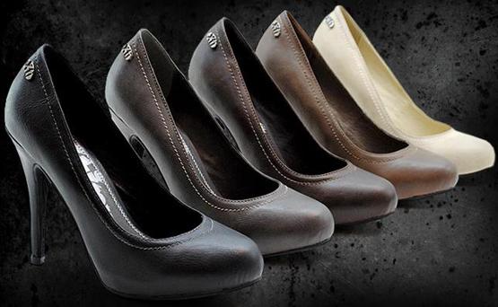 zapatos salón para mujer