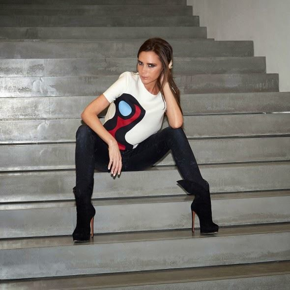Victoria Beckham, Moda, Fashion, Spice Girls