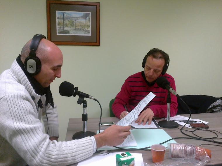 """Florencio y Juan Antonio, en """"Radio Castilla y León"""""""