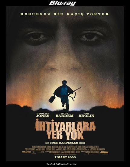 İhtiyarlara Yer Yok: No Country for Old Men (2007) afis