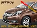 Simulasi Paket Kredit Murah Honda Mobilio Prestige Bandung