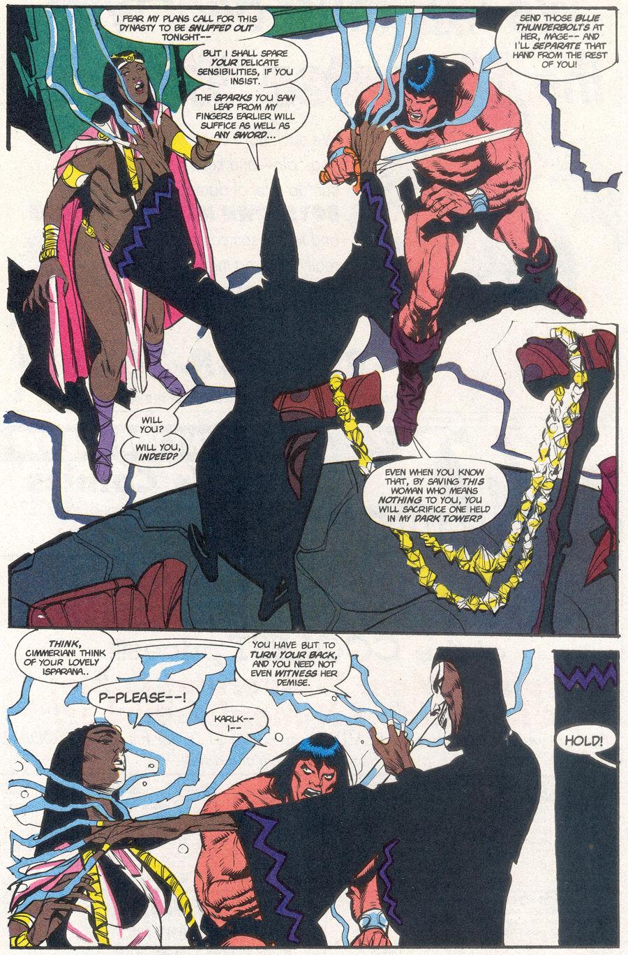 Conan the Barbarian (1970) Issue #265 #277 - English 8