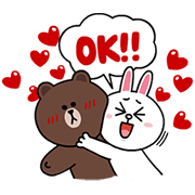 Brown & Cony's Lonely Hearts Date