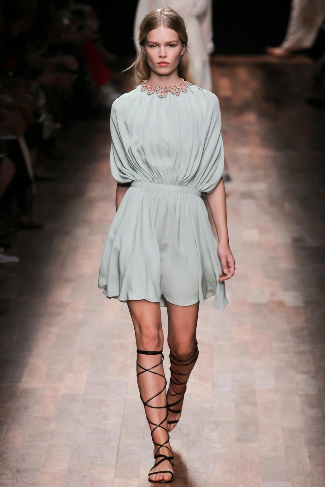 valentino 2015 summer 2016 trend women dress82 Valentino 2015 samling, våren sommaren 2016 Valentino klänning modeller, Valentino kväll klänning nya säsongen kvinnors kjolar modeller