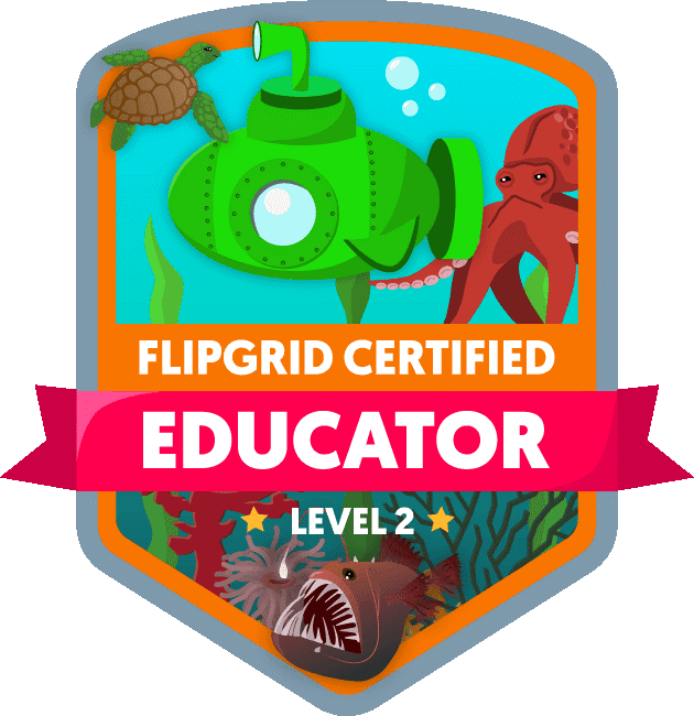 Image result for flipgrid educator badge