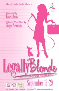 Legally Blonde Tour Cardiff