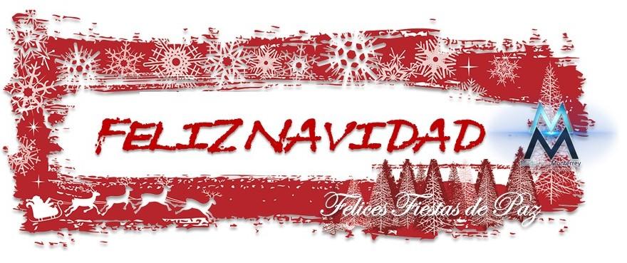 Feliz Navidad les desea Mediación Monterrey
