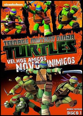 Teenage Mutant Ninja Turtles: Velhos Amigos, Novos Inimigos - Dublado