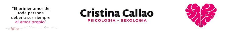 Psicología-Sexología || Cristina Callao