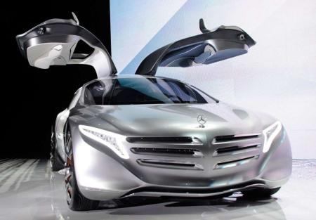 Những chiếc xe ôtô có thiết kế hiện đại và kỳ lạ nhất