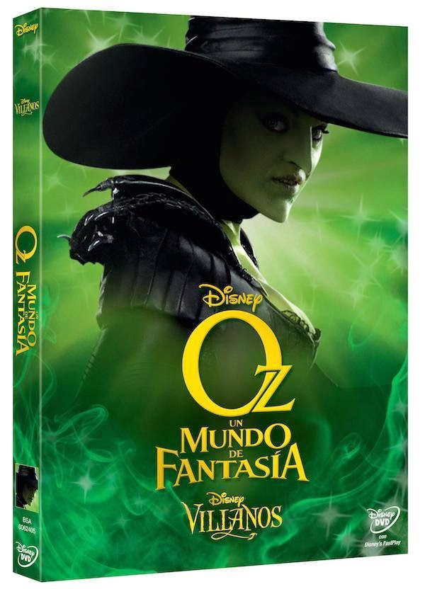 TÓMBOLA DISNEY: Oz. Un Mundo De Fantasía