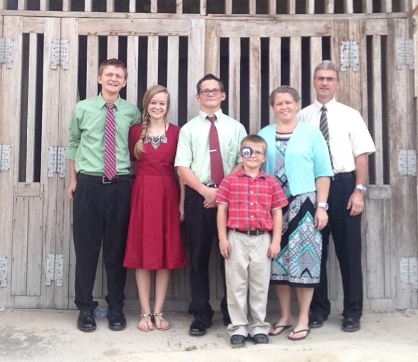 Matthew Siekbert Family