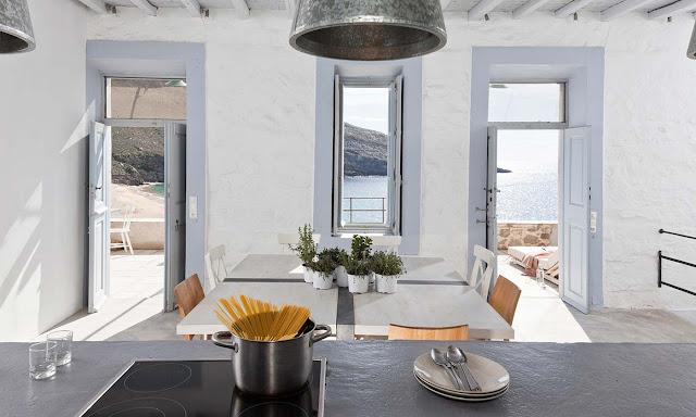 COCO MAT ECO RESIDENCES, SERIFOS, GREECE   two bedroom serifos05 1