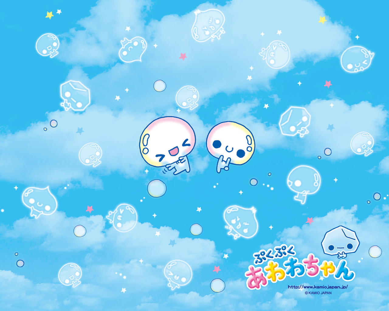 Moomin wallpaper pinterest - Lilli Est Friand De A Blog Of Cute Kamio Awawa Chan