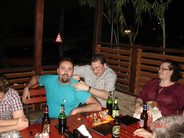 nemtoltenii la Craiova Blog Meet