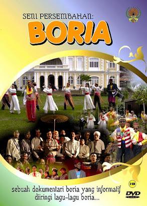 DVD Seni Persembahan Boria