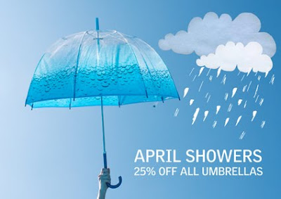 Get a lovely and very nice Ella Doran Umbrellas thanks this special offer : 25% off !