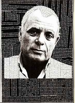 António Lobo Antunes, Desenho, Fotografia, Montagem, Colagem, André Meireles