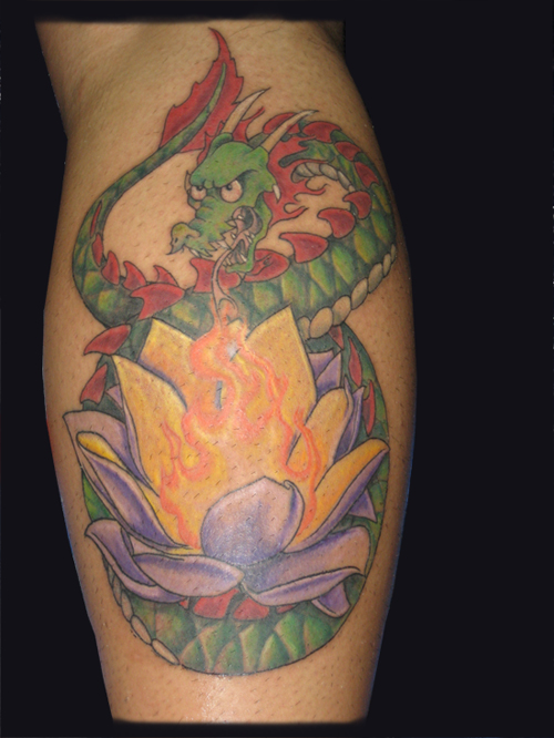 dragon Tattoos Design For Men
