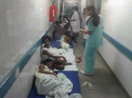 Caos na saúde pública de Alagoas